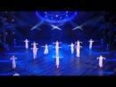 Юбилейный концерт шоу-балета Тодес 2012.