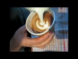кофе.latte art- this is why i love my job