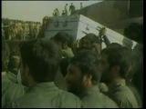 Iran.Ayatollah Khomeini died.смерть Хомейни-самого великого ученого в мире